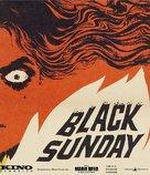 La maschera del demonio - British Blu-Ray cover (xs thumbnail)