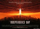 Independence Day - British Movie Poster (xs thumbnail)