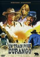 Un treno per Durango - French DVD movie cover (xs thumbnail)