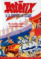 Astérix et la surprise de César - Italian DVD cover (xs thumbnail)