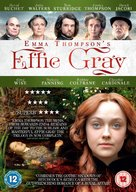 Effie Gray - British DVD movie cover (xs thumbnail)