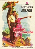 The Gift of Love - Spanish Movie Poster (xs thumbnail)
