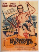 Botany Bay - French Movie Poster (xs thumbnail)