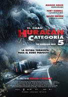 The Hurricane Heist - Mexican Movie Poster (xs thumbnail)