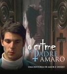Crime do Padre Amaro, O - Portuguese poster (xs thumbnail)