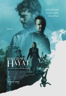 The 9th Life of Louis Drax - Turkish Movie Poster (xs thumbnail)