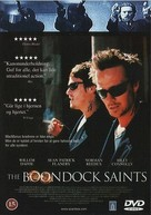 The Boondock Saints - Danish Movie Cover (xs thumbnail)