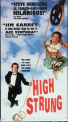 High Strung - VHS movie cover (xs thumbnail)