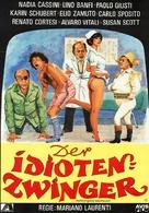 L'infermiera nella corsia dei militari - German Movie Poster (xs thumbnail)