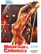 La montagna del dio cannibale - Egyptian Movie Poster (xs thumbnail)