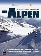The Alps - Swiss Movie Poster (xs thumbnail)
