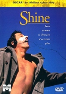 Shine - French DVD cover (xs thumbnail)