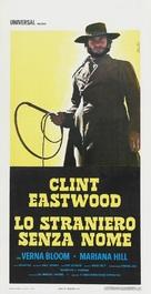 High Plains Drifter - Italian Movie Poster (xs thumbnail)
