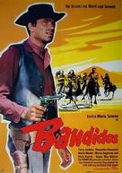 Bandidos - German Movie Poster (xs thumbnail)
