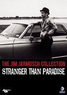 Stranger Than Paradise - Turkish DVD cover (xs thumbnail)
