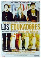 Die fetten Jahre sind vorbei - Spanish Movie Poster (xs thumbnail)