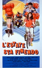L'estate sta finendo - Italian Movie Poster (xs thumbnail)