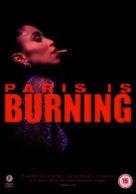 Paris Is Burning - British DVD cover (xs thumbnail)