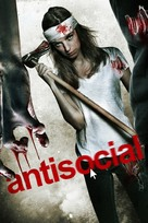 Antisocial - DVD cover (xs thumbnail)