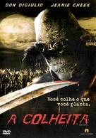 Dark Harvest - Brazilian Movie Poster (xs thumbnail)