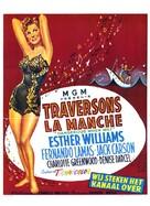Dangerous When Wet - Belgian Movie Poster (xs thumbnail)
