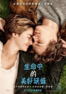 The Fault in Our Stars - Taiwanese Movie Poster (xs thumbnail)