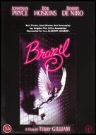 Brazil - Danish DVD cover (xs thumbnail)