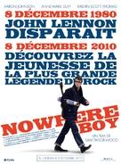 Nowhere Boy - French Movie Poster (xs thumbnail)