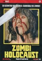 Zombi Holocaust - Italian DVD cover (xs thumbnail)