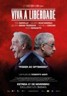 Viva la libertá - Portuguese Movie Poster (xs thumbnail)