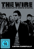 """The Wire"" - German DVD cover (xs thumbnail)"