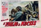 Taza, Son of Cochise - Italian Movie Poster (xs thumbnail)