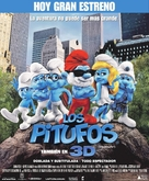 The Smurfs - Chilean Movie Poster (xs thumbnail)