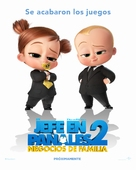 The Boss Baby: Family Business - Mexican Movie Poster (xs thumbnail)