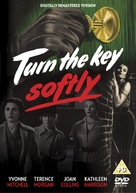 Turn the Key Softly - British DVD cover (xs thumbnail)