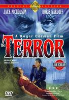 The Terror - British Movie Cover (xs thumbnail)