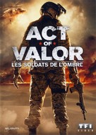 Act of Valor - French DVD cover (xs thumbnail)