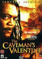 The Caveman's Valentine - Danish DVD cover (xs thumbnail)