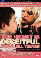 The Heart Is Deceitful Above All Things - British DVD cover (xs thumbnail)