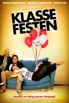 Klassefesten - Danish Movie Poster (xs thumbnail)
