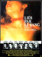 Bloodline - French Movie Poster (xs thumbnail)