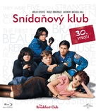 The Breakfast Club - Czech Blu-Ray movie cover (xs thumbnail)