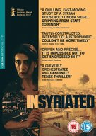 Insyriated - British DVD movie cover (xs thumbnail)