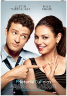 Friends with Benefits - Romanian Movie Poster (xs thumbnail)