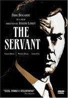 The Servant - DVD movie cover (xs thumbnail)