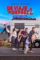 """""""De Viaje Con Los Derbez"""" - Mexican Movie Poster (xs thumbnail)"""