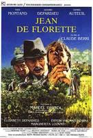 Jean de Florette - Italian Theatrical poster (xs thumbnail)