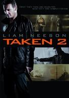 Taken 2 - DVD cover (xs thumbnail)