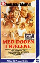 Death Hunt - Norwegian VHS movie cover (xs thumbnail)