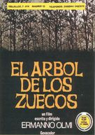 L'albero degli zoccoli - Spanish Movie Poster (xs thumbnail)